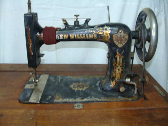 Antique New Home Sewing Machine Manual