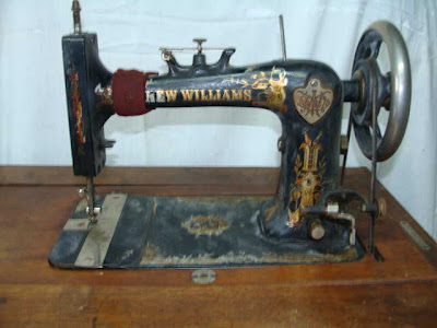 Trampled by Geese New Williams Antique Sewing Machine Needle New Local Sewing Machine Repair
