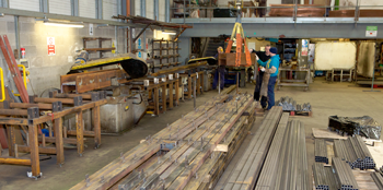 Nugent Manufacturing Ltd - Steel Manufacturing Company