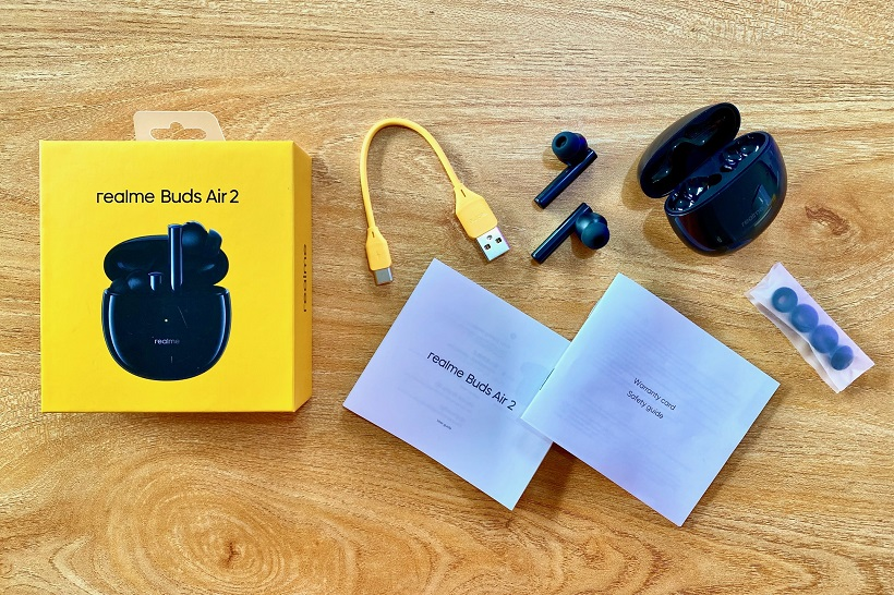 realme Buds Air 2 Review: The Unboxing