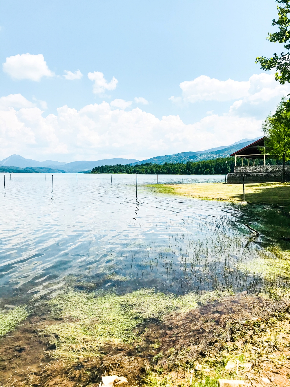 Plastira Lake Karditsa, Limni Plastiras, lake photography