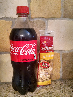 Soda and Peanuts
