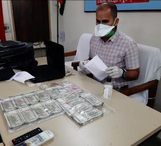 पैसा दोगुना करने की लालच देकर करोडों रूपयों की हेराफेरी करने वाला जिशान अंसारी पुलिस की गिरफ्त में