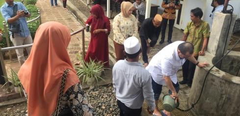 Ketua DPD RI Napak Tilas Perjalanan Bung Karno di Bengkulu