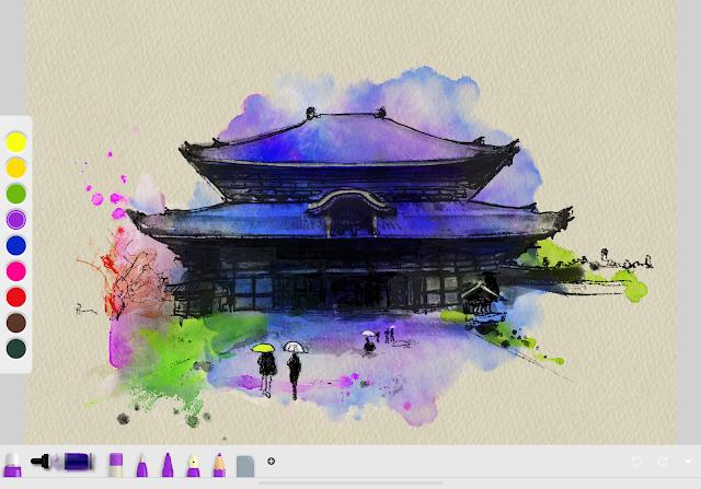 Art Set 4 on iPad