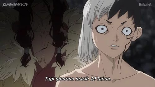 Dr. Stone Episode 10 Subtitle Indonesia
