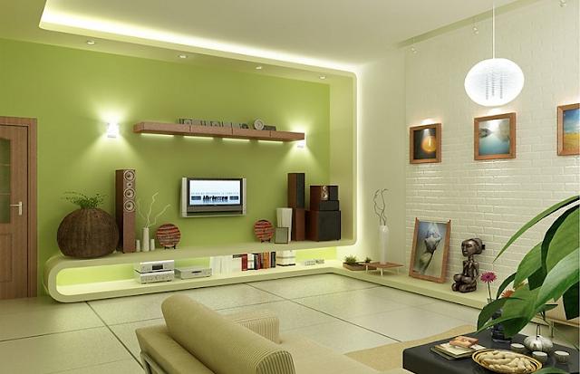 Những điều nên tránh khi thiết kế và trang trí phòng khách
