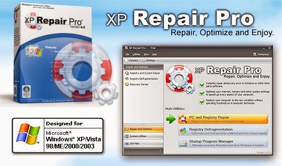 Memperbaiki File System Windows XP yang Corrupt, Hilang / Rusak Dengan menggunakan Software