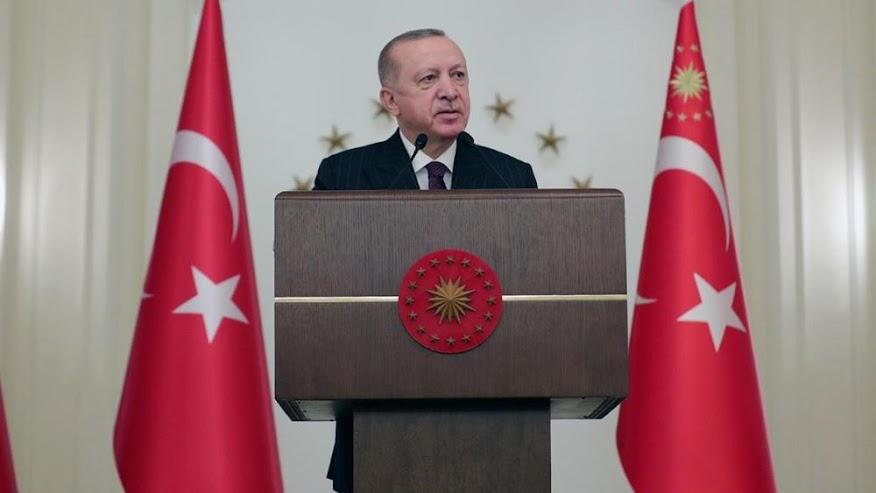 Ερντογάν: Τα θεμέλιατου Kanal Istanbul θα μπουν αυτό το καλοκαίρι