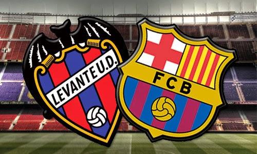 Ver Levante vs Barcelona en Vivo
