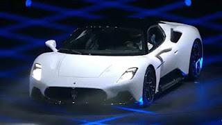 Sport Car Anyar Maserati MC20 Hadir di Indonesia 2021 Dengan Harga Rp 9 Miliar