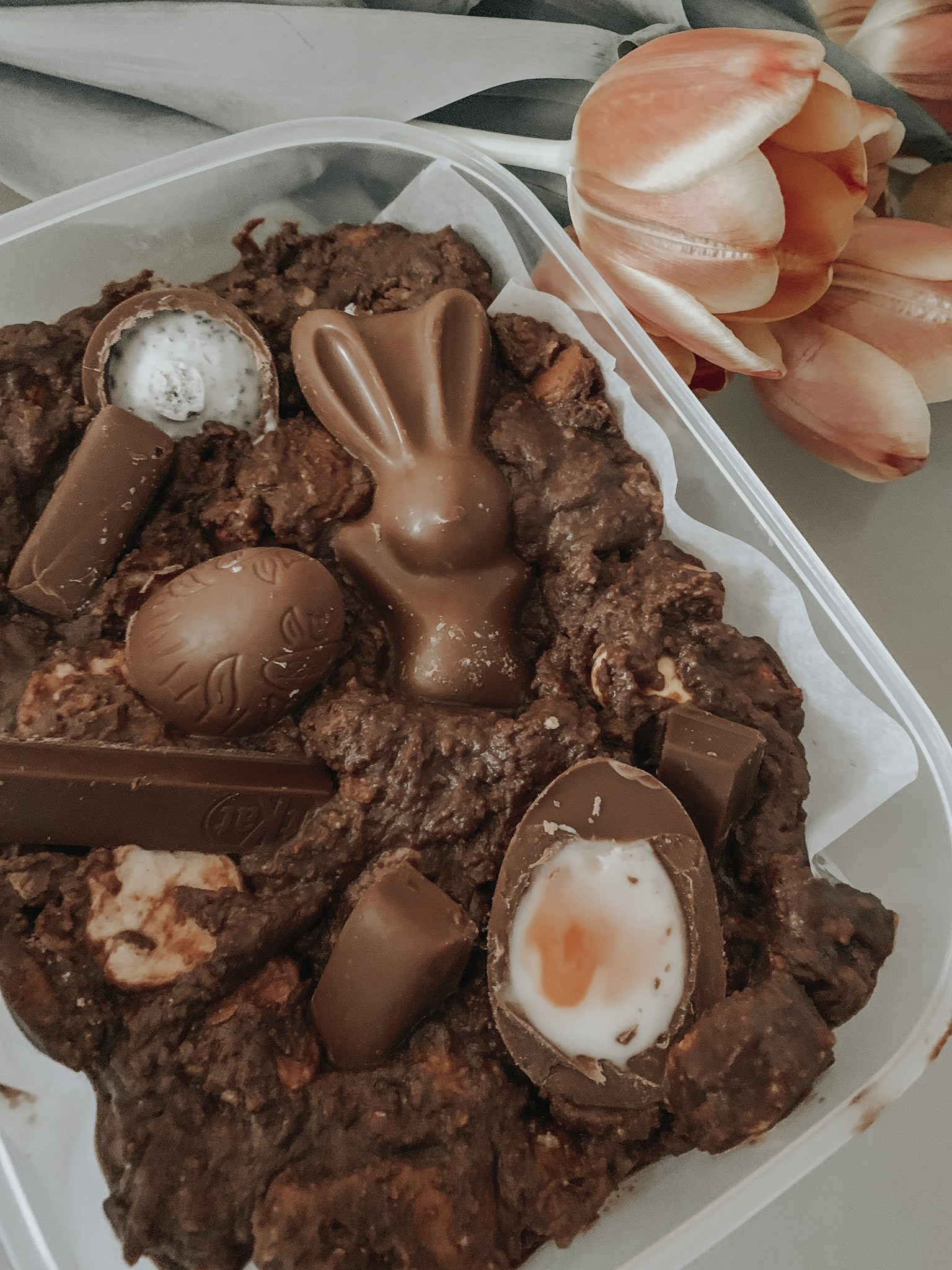 Easter Rocky Road Recipe