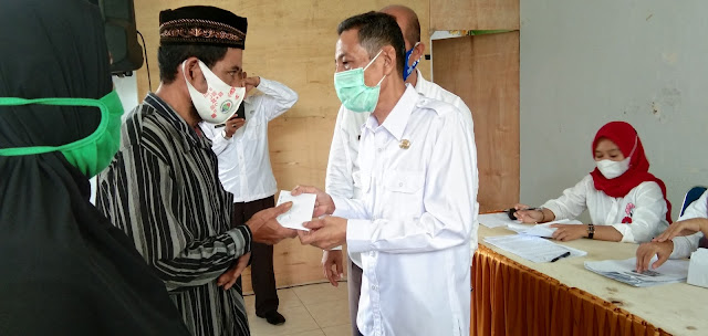 Insentif Triwulan III Petugas Keagamaan di Sinjai Kembali Disalurkan
