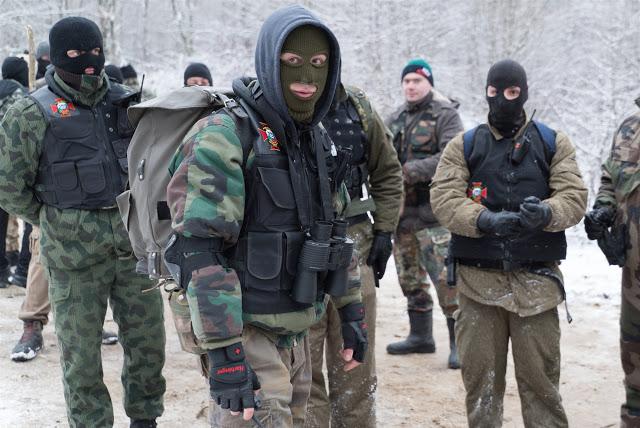 Βούλγαροι πολίτες αναχαιτίζουν λαθρομετανάστες στα σύνορα