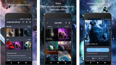 5 Aplikasi Wallpaper 3D Terbaik Untuk Android