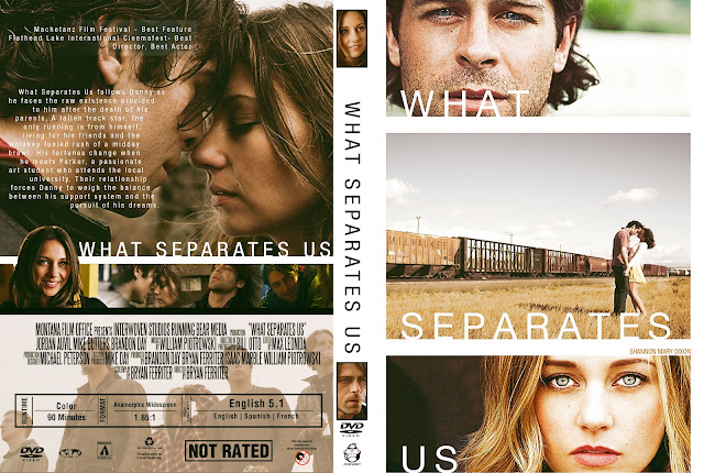 What Separates Us DVD Cover