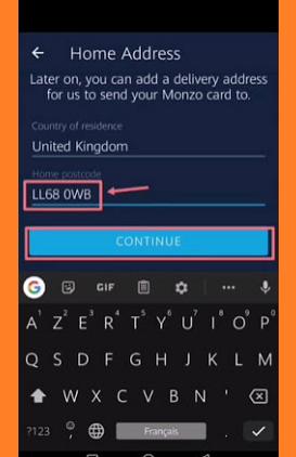 التطبيق Monzo Bank للحصول على ماستر كارت مجانا 2020