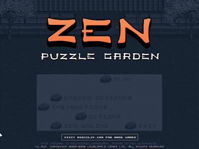 禪宗花園(Zen Puzzle Garden),好玩有趣的精品小遊戲!