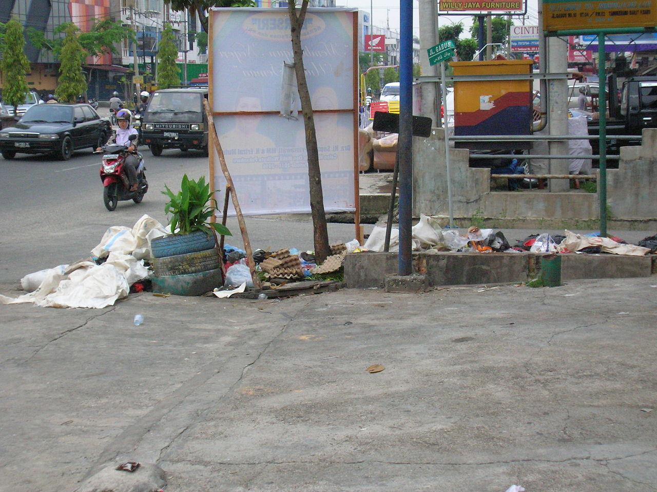 Ini Daftar Data Sampah di Indonesia
