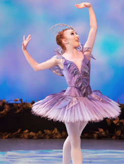 Hannah Mae Cruddas - Sleeping Beauty Ballet Joergen