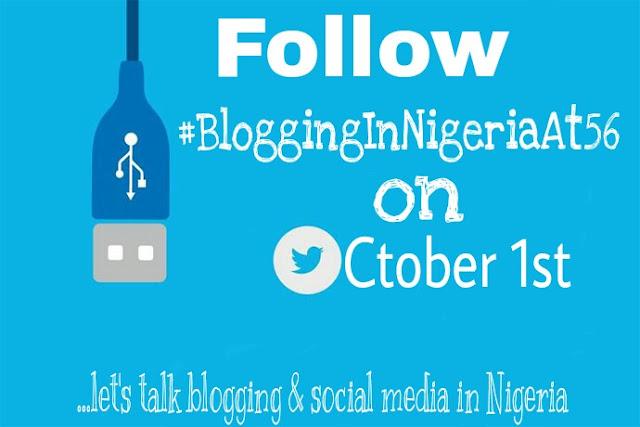 Blogging in Nigeria at 56