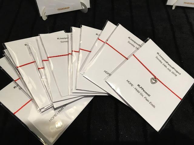 LPP Event braclets from Teardrop Designs
