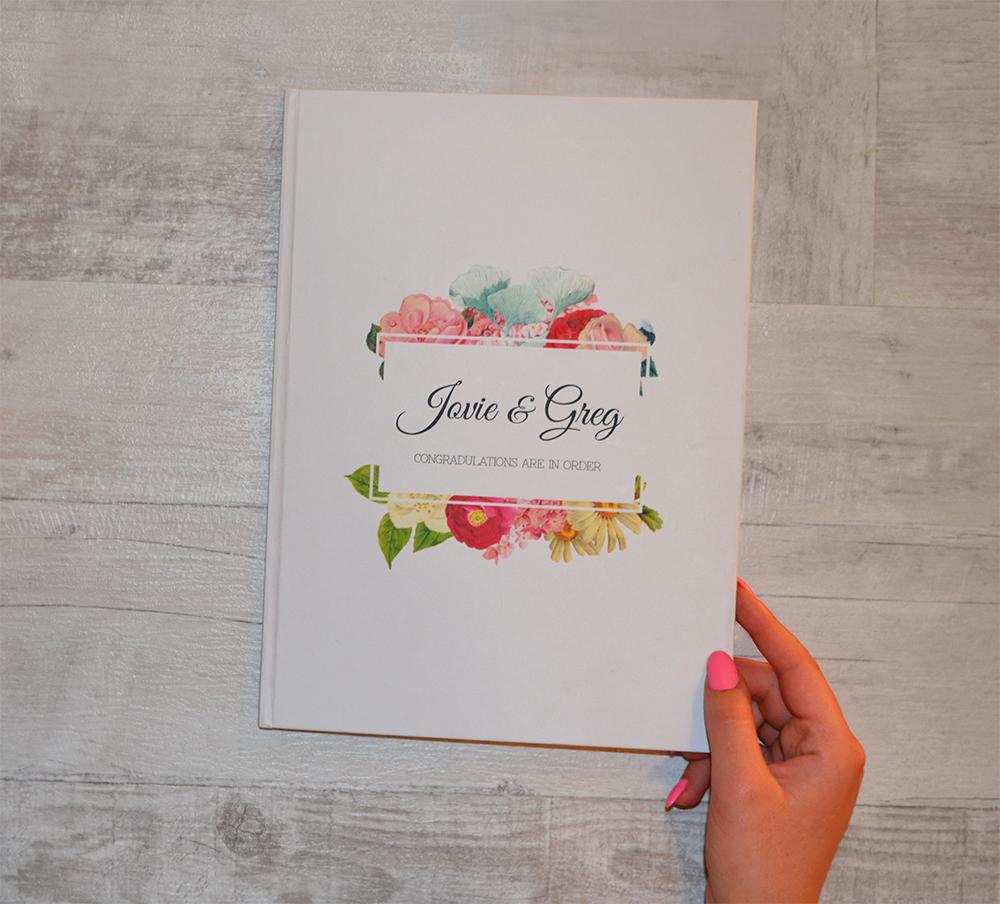 KNJIGA PUNA ČESTITKI - Originalan poklon za venčanje