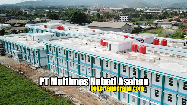 Lowongan Kerja Pt Multimas Nabati Asahan Serang Wilmar Group 2021