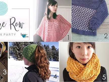 One More Row - Free Crochet Link Party #11