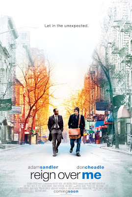 Reign Over Me Poster