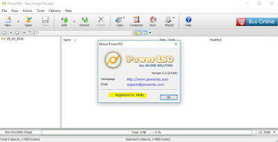 PowerISO Screenshot