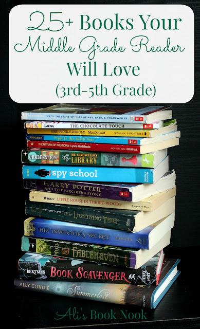 middle grade fiction books 3rd 4th 5th grade fantasy adventure magic funny