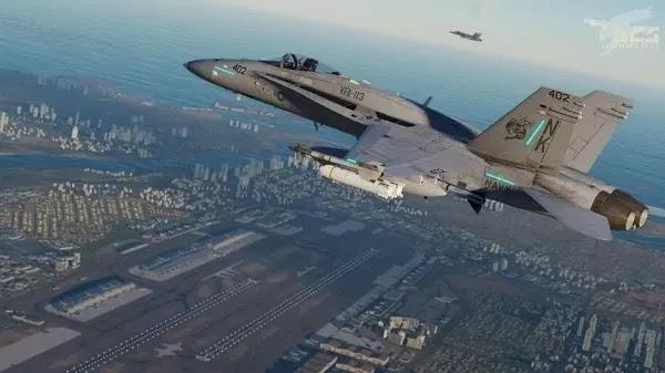 Best Flight Simulator Games PC Lock On