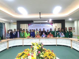 Hadiri Munas Di Makassar, HMJ MPI IAI Dalwa Berikan Apresiasi