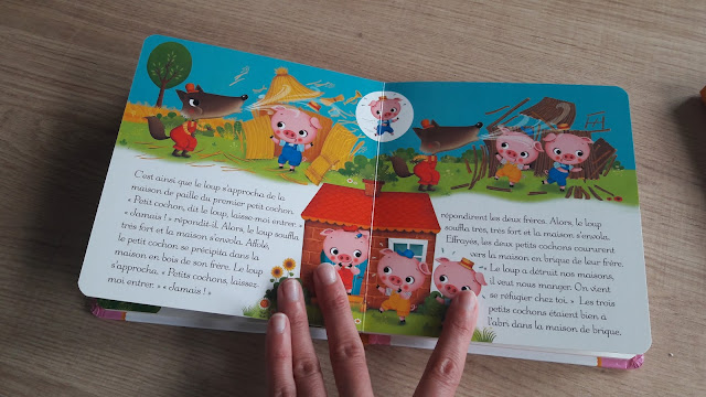 Editions fleurus trois petits coochons