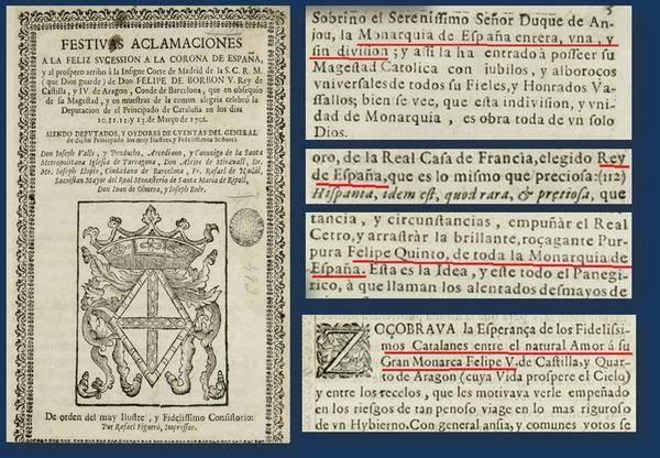 Monarquía de España, entera, una, y sin división