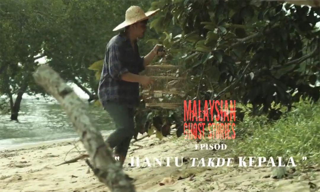 Malaysian Ghost Stories Episod 10 Hantu Takde Kepala