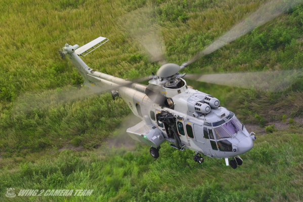 Asian Defence News: PICS Of The EC725 Caracal Helicopter