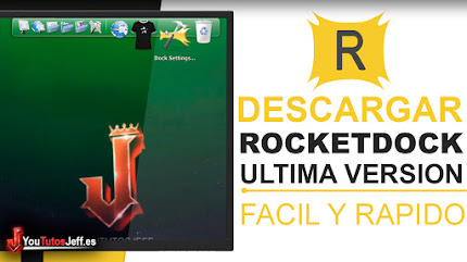 Como Descargar RocketDock Ultima Versión Full Español