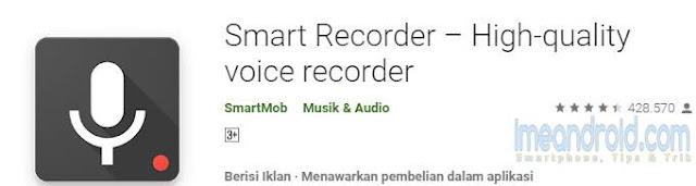 aplikasi recorder