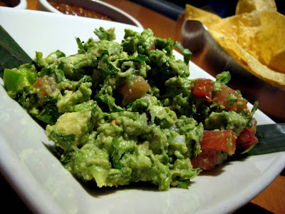 Top Shelf Guacamole at Cantina Laredo in Chicago, IL - Photo by Michelle Judd of Taste As You Go