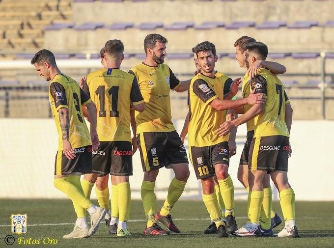 La UD Pilas se mantiene con vida tras ganar en Paradas (2-4)