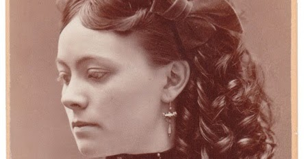Gothic Horror Late Victorian Hairstyles