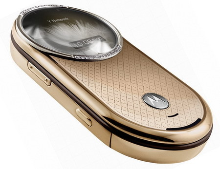 Motorola AURA Diamond Edition luxury phone launched 2