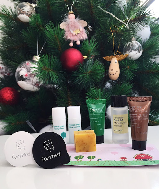 Calendario Adviento Miin Cosmetics