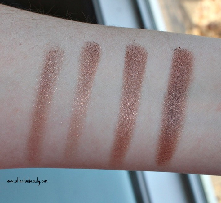 Chanel Ombre Premiere Longwear Powder Eyeshadow in Talpa Swatches