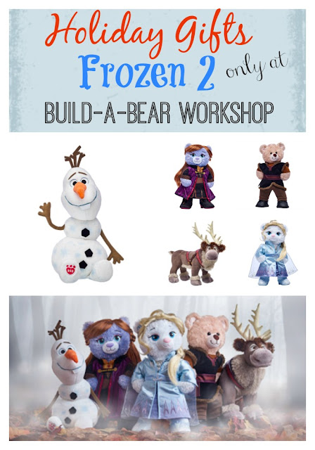 Frozen 2 Build-a-Bear