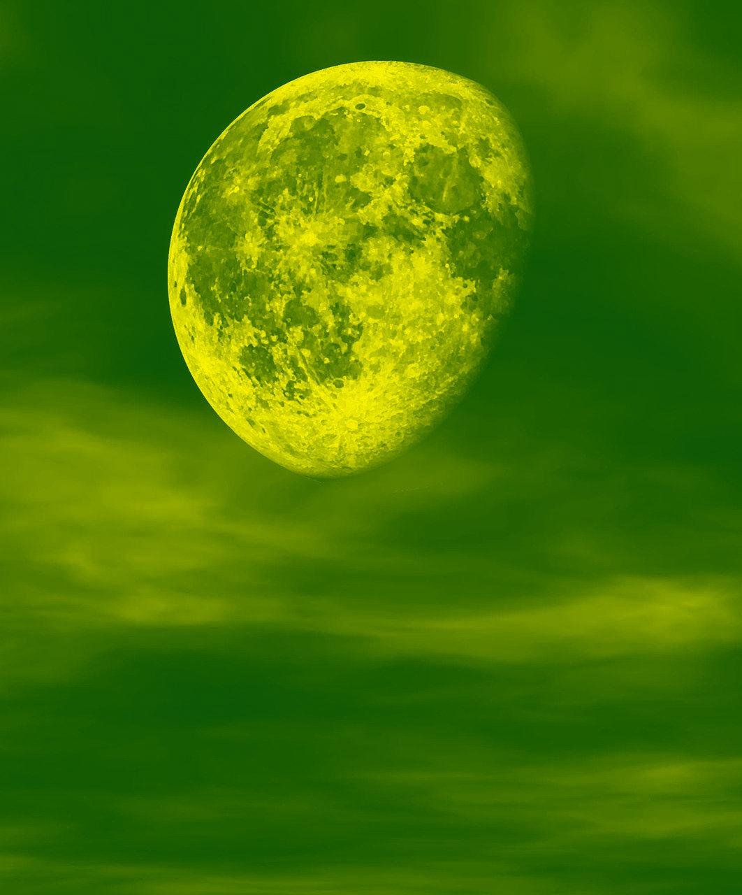 Moon Green