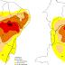 Chuvas eliminam área de 'seca grave' no Cariri no mês de abril