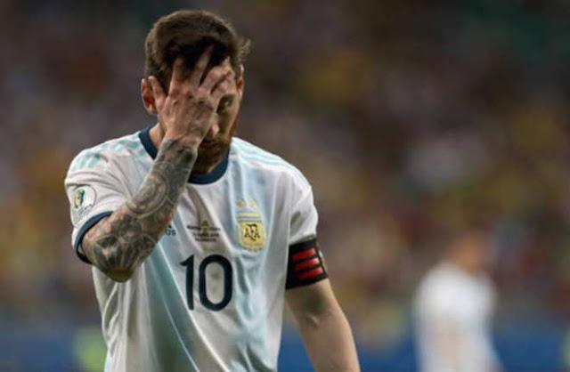 Messi thất thểu ra quân Copa America: Bỏ lỡ ngon ăn, trả giá quá đắt